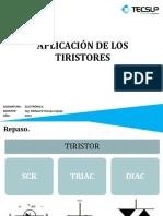 s08 Tiristores Aplicaciones 2014-1
