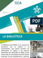 Induccion Biblioteca