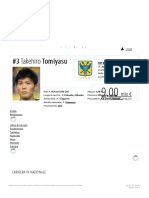 Takehiro Tomiyasu - Nazionale Transfermarkt