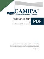 Potencial Minero de Panama v7