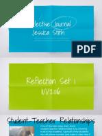 Reflective Journal Stith