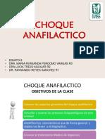 choque anafilactico