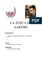 Etica de Sartre