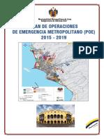 Plan de Operaciones de Emergencia Metropolitano (POE) 2015-2019 (MODIFICAR EN LA WEB) (1).pdf