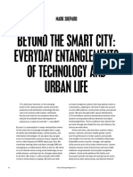 Beyond the Smart City