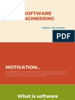 Ch1 Software Engineering