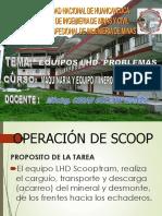 Operación de Scoop - Problemas 04