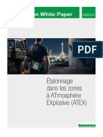 Beamex White Paper - Calibration in Hazardous Areas FRA