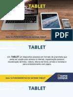 Aula 14 - Tablet