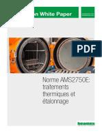 Beamex White Paper - AMS2750E Heat Treatment FRA