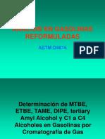 9-Analisis en Gasolinas Reformuladas Astm d4815