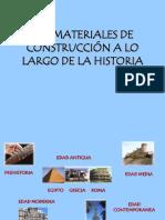 Historia de Materiales_de_construccion Reducido