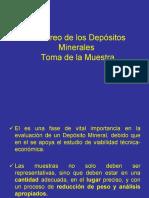 Muestreo de Yacimientos Minerales PDF