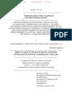 EFF Amicus Curiae Brief