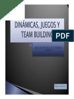 Dinamicas Juegos y Team Building Mayte