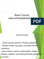 Bone Tumors details