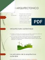 introduccion al diseño arquitectonico