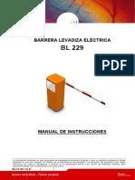 Manual Bl229 Mt Es 7