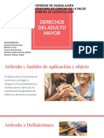 Derechos Universales Del Adulto Mayor