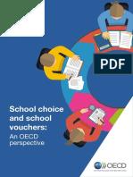 Mirada de la OCDE sobre escuelas electivas y escuelas voucher