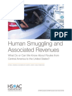 Rand Corporation -- Human Smuggling and Associated Revenues