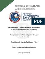Alarcón Rodríguez Paiva Rafael Caracterización Análisis Uso
