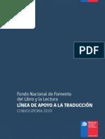 Libro Bases Traduccion 2019