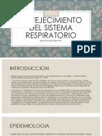 Envejecimiento Del Sistema Respiratorio