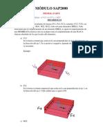 DIP. ESTRUCTURAS EVALUACION-SAP