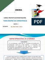 MATRIZ DE CONSISTENCIA (PPT)