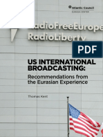 US International Broadcasting