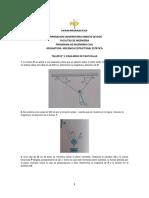 TALLER N° 5 EQUILIBRIO DE PARTICULAS
