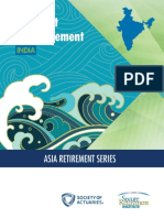2018 Retirement Spotlight India