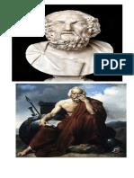 Biografía de Homero