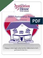 2007 Partnership Report