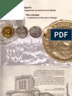 Парите сведоштво за минатото на Скопје - The coinage a testimony to the past of Skopje