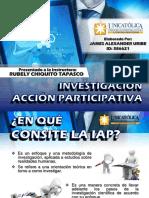 Investigación, Acción, Participación