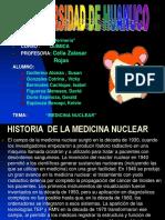HISTORIA  DE LA MEDICINA NUCLEAR.ppt