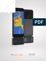 Flir One Pro User Guide 3rd Gen En