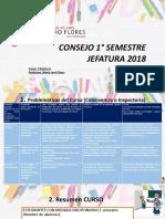 PPT Presentación Jefatura I Semestre2018