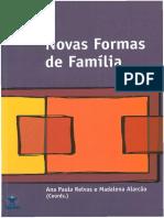 Novas Formas de Família