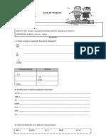 fracciones y decimales 4°.docx
