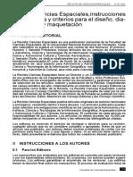 Revista Ciencias Espaciales_criterios de diseño..pdf