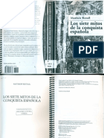 Los Siete Mitos de La Conquista Espanola m Restall1