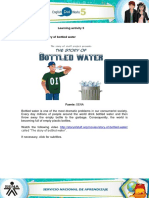 Evidence The story of bottled water.  By Oscar Carmona Gil.pdf