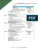 pd calendar 18-19