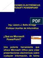 Clase08 Powerpoint