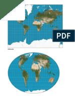 Mercator Mapa