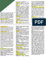 Resumo P1 Patologia