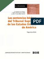 Sentencias basicas del tribunal supremo de Estados Unidos.pdf